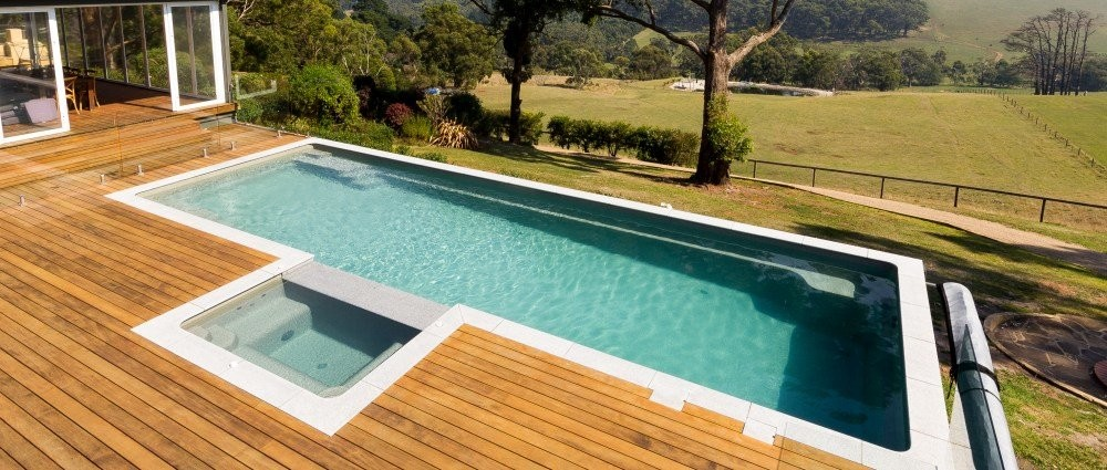 Poolscene Gympie Building Beautiful Infinity Pools